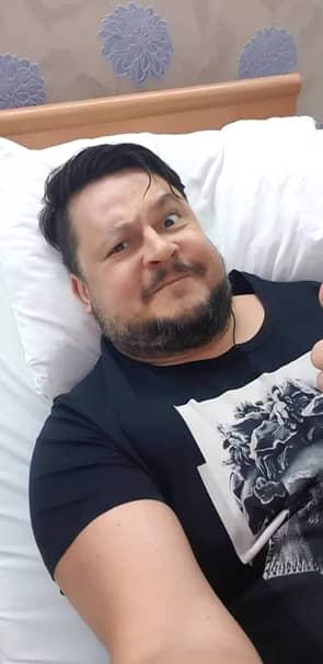 Ce este pneumotoraxul, boala de care suferă Mihai Bobonete! Actorul, pe patul de spital