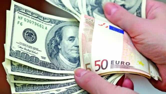 Curs valutar BNR azi, 11 martie 2019. Ce se întâmplă cu Euro și Dolarul american?