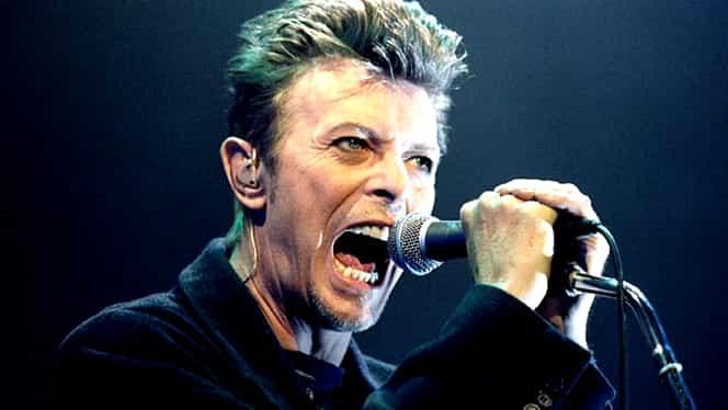 Portretul unuia dintre cei mai buni artişti rock din istorie. David Bowie a lansat ultimul album cu 2 zile înainte de a muri