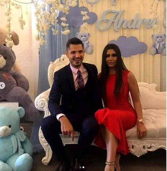 Fiica fostului președinte al României, Elena, a apărut la brațul partenerului de viață, Cătălin Tomata