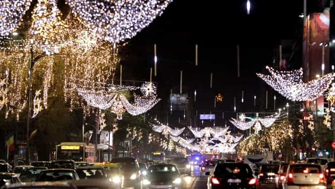 ANM a emis prognoza meteo specială pentru Bucureşti! Cum va fi vremea în Capitală de Crăciun: Temperaturi peste limită