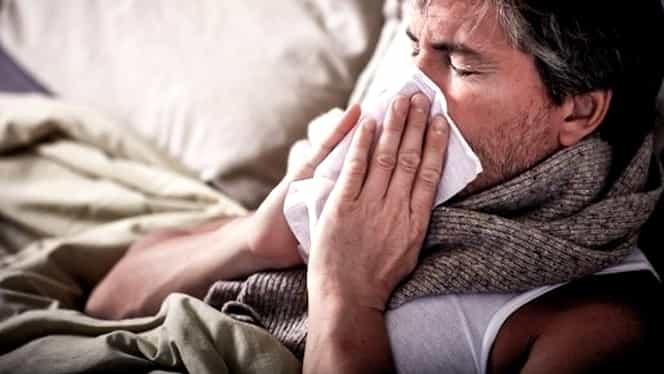 Gripa mai face o victimă! Un bărbat de 40 de ani din Iaşi a murit