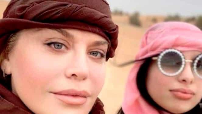 Fiica Loredanei Groza seamană ca două picături de apă cu mama ei. Cât de bine arată Elena