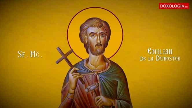 Ce rugăciune importantă se spune azi, de Sfântul Emilian. Se spune că face minuni