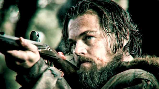 """Leonardo DiCaprio ar putea cîştiga mult rîvnitul OSCAR pentru rolul din """"The Revenant"""""""