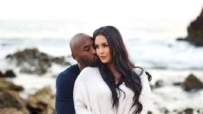 """Soția lui Kobe Bryant, prima reacție după tragedia care i-a îndoliat familia. """"Mi-aș dori să-i pot îmbrățișa, săruta și binecuvânta"""""""