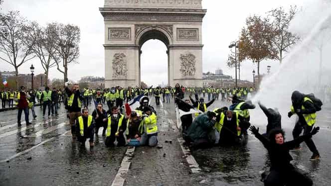 Incidente grave la Paris! MAE, avertisment de călătorie în Franța! UPDATE: Bilanţ înfiorător