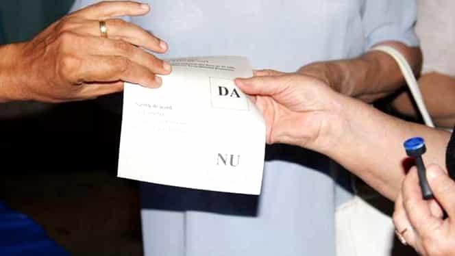 Cum poți să verifici dacă a votat altcineva cu CNP-ul tău la referendum