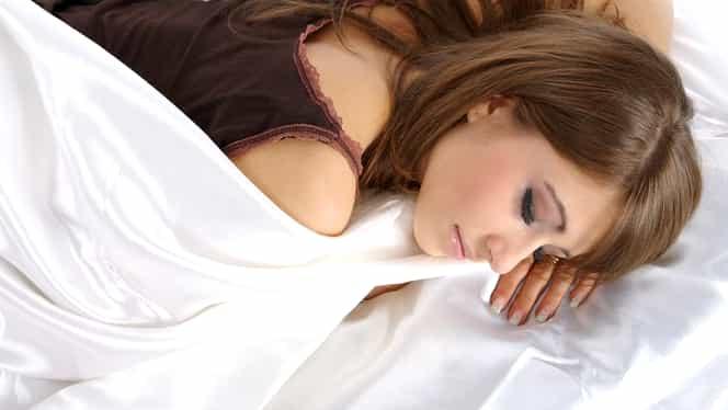 Lucruri fascinante care se petrec în timpul somnului