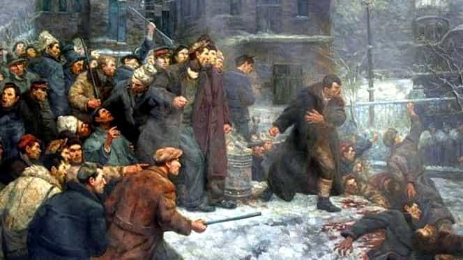 15 februarie, semnificaţii istorice. Începe greva ceferiştilor de la Atelierele Griviţa