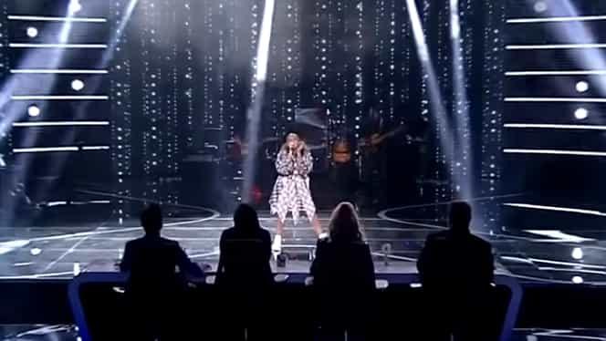 Reacția lui Ștefan Bănică Jr, după prestația Ioanei Bulgaru, în X Factor – Gala LIVE