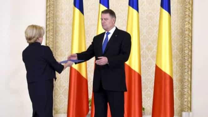 Viorica Dăncilă i-a propus din nou pe Olguța Vasilescu și Mircea Drăghici! Ce gafă a făcut premierul în scrisoare