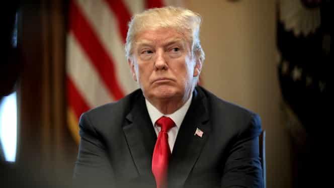 Donald Trump a declarat urgență națională în SUA pentru a ridica zidul de la frontiera cu Mexic
