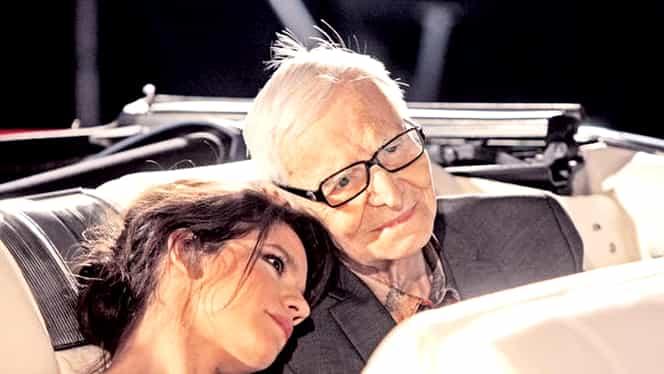 Beligan, rol de îndrăgostit în videoclip, la 96 de ani