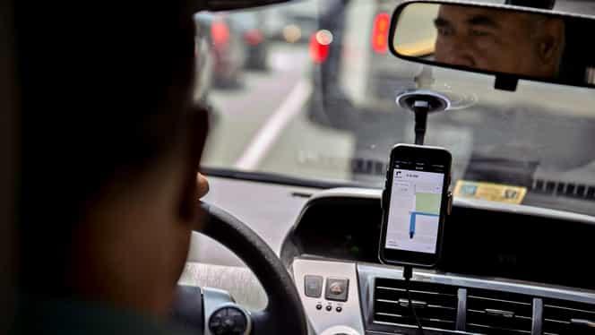 Proiect de lege împotriva Uber și Taxify! Condiții dure pentru șoferii de taxi prin noua lege