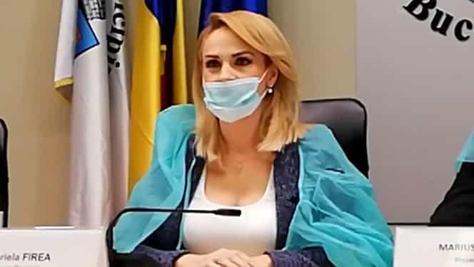 """Gabriela Firea anunță că primăria a pus la dispoziție o """"locație secretă"""" pentru persoanele bolnave de coronavirus"""