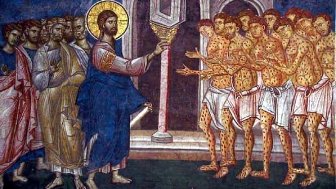 Calendar ortodox 20 ianuarie 2020. Este duminica celor zece leproși: semnificația acestei zile