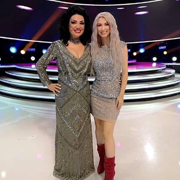 Ozana Barabancea a postat o poză cu Andreea Bălan! Fanii au înmărmurit!