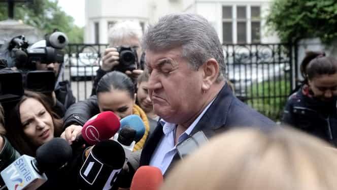 Gabriel Oprea a fost trimis în judecată în dosarul privind moartea polițistului Bogdan Gigină
