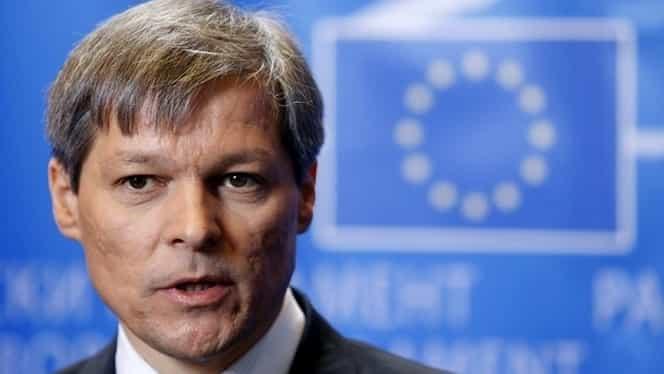 Dacian Cioloș, ales președinte PLUS! Fostul premier și-a prezentat proiectul