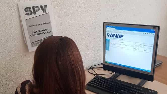 ANAF invită românii să își plătească taxele online de teama epidemiei de coronavirus