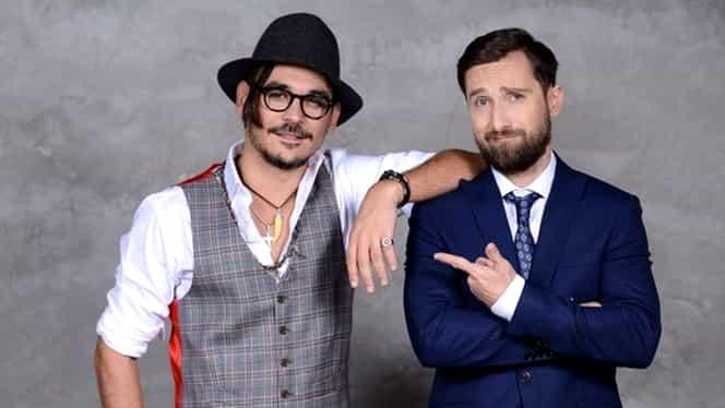 Răzvan Simion şi Dani Oţil, înlocuiți de Mihai Bendeac! De când intră actorul în pâine!