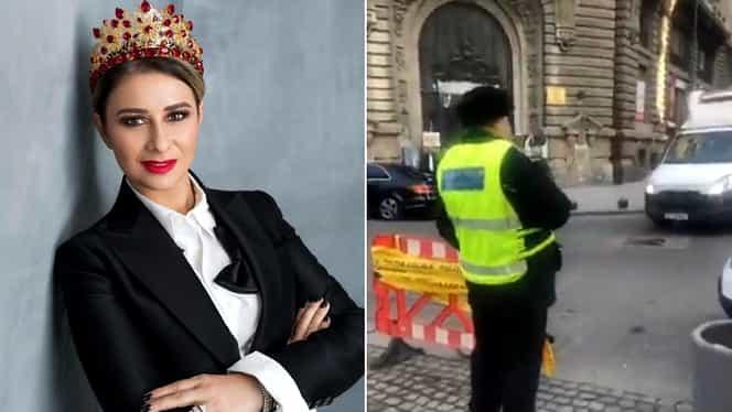 Poliția Locală București, reacție după ce Anamaria Prodan a acuzat că a fost jignită de un polițist