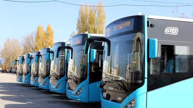 STB a depus garanție la ANAF sediul și parcul de autobuze pentru o eșalonare a datoriei de 231 de milioane de lei
