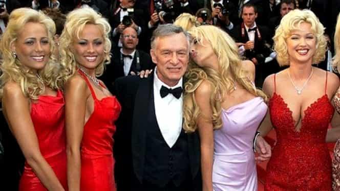 Hugh Hefner, fondatorul revistei Playboy, a murit la vârsta de 91 de ani