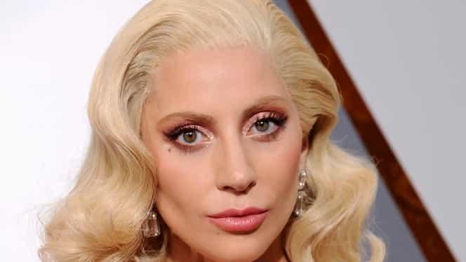 Lady Gaga, pictorial incendiar! Cântăreața a pozat NUD