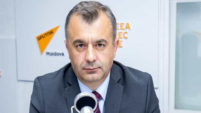 Premierul Republicii Moldova, mesaj straniu pentru românii. Omuleții verzi (rușii) ar putea ateriza la București oricând
