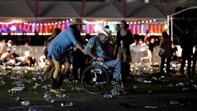 Update/ VIDEO. Stare de şoc în SUA! Atentat cu 59 de morţi în Las Vegas! Peste 527 de răniţi! Mesajul lui Donald Trump