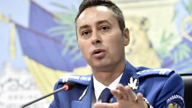 Jandarmeria Română a reacționat după mesajul transmis de Mihai Dide