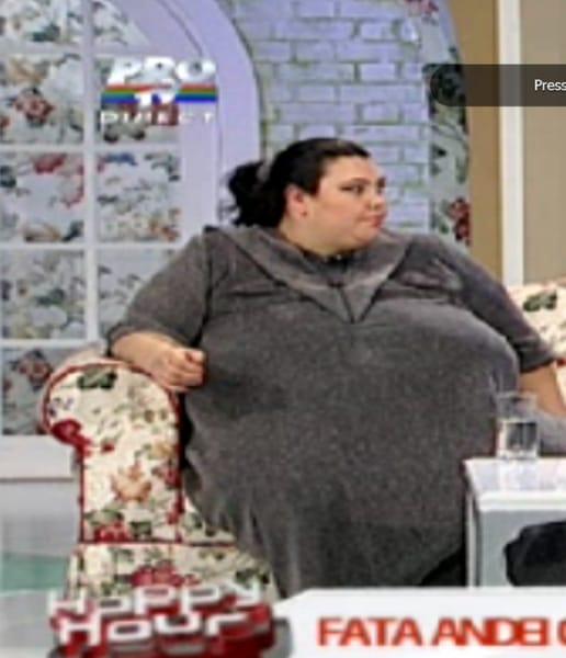 Ioana Tufaru și-a pus inel gastric, însă mai are o problemă acum: nu suportă căldura sub nicio formă, iar asta îi dă mari bătăi de cap.