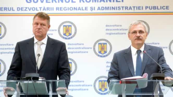 """Liviu Dragnea, ieșire de proporții la adresa lui Klaus Iohannis: """"E incapabil să dea un motiv. Face rău României!"""""""