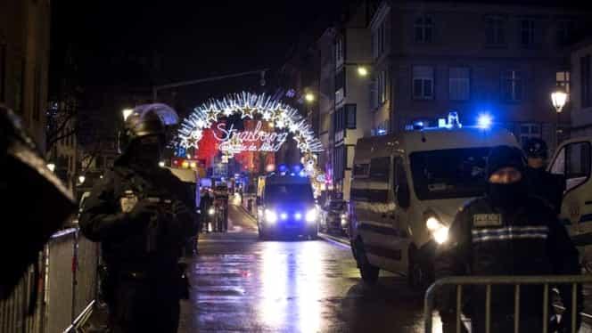 Atac la Târgul de Crăciun de la Strasbourg: bilanțul victimelor! Mesajul MAE