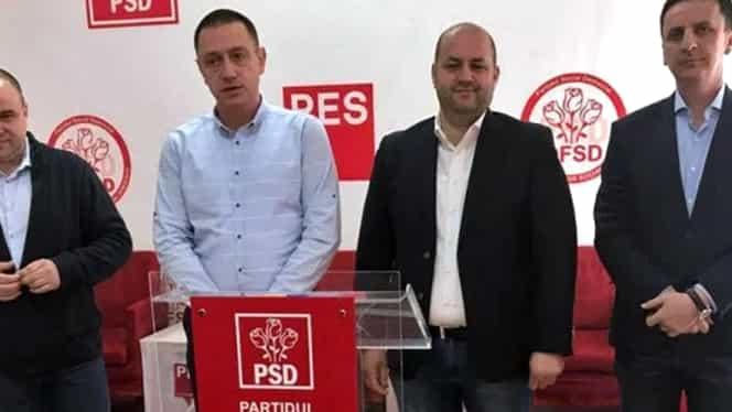 Șpăgile de la PSD Arad fac primele victime. Cinci inculpați, arestați la domiciliu
