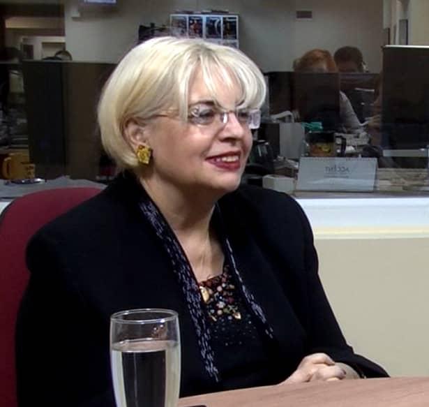Irina Margareta Nistor, fotografii de zilele trecute! Cum arată acum criticul de film