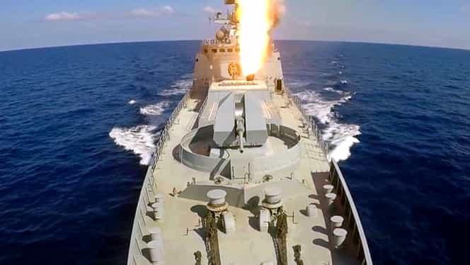 Rusia își dotează navele din Marea Neagră cu arme împotriva scuturilor anti-rachetă. Cum explică acest gest