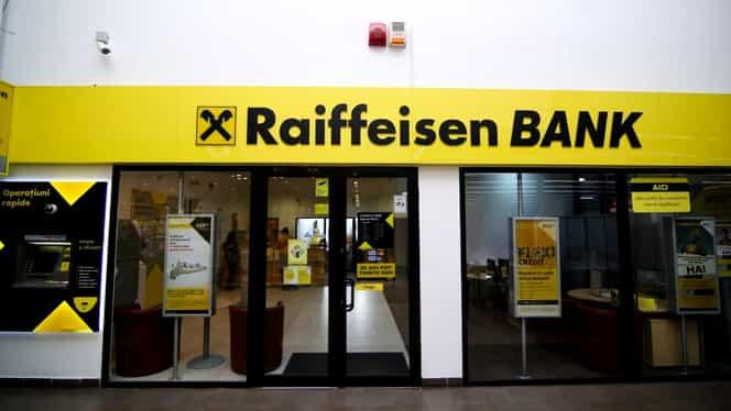 """Raiffeisen, schimbare importantă! Motivul pentru care a decis să scoată aparatele POS din sucursale: """"Nu erau folosite"""""""