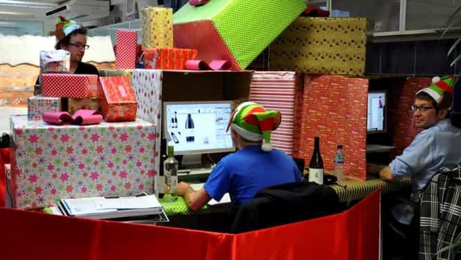 Ce trebuie să primească cei care muncesc de Crăciun și Revelion