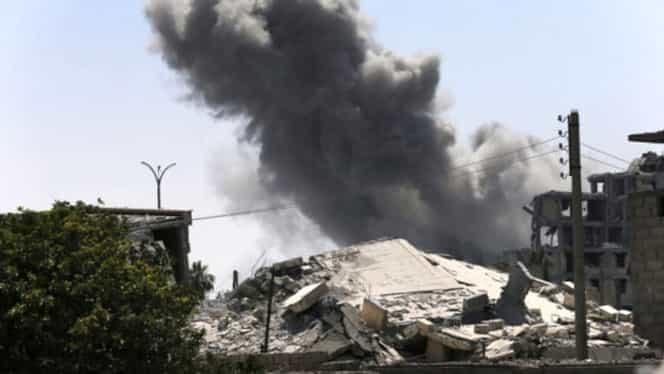 ISIS, un nou atentat în Raqqa: 14 civili au murit
