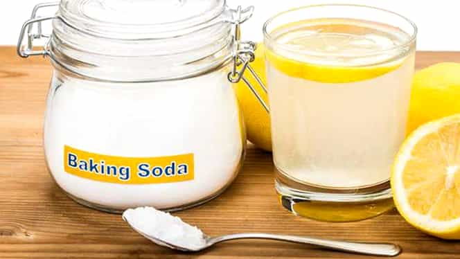 Cea mai bună limonadă răcoritoare! Se face cu bicarbonat de sodiu