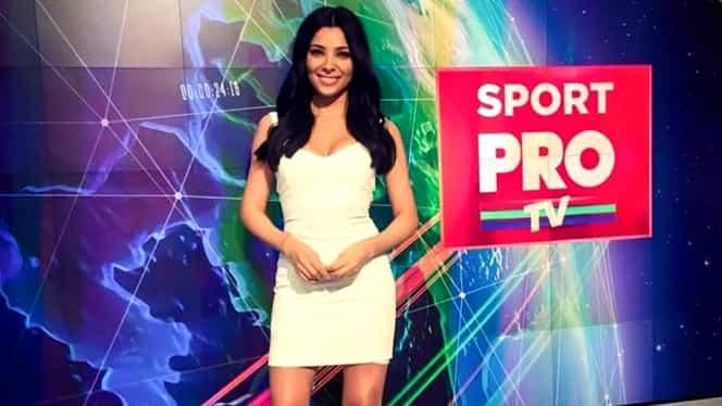 Cu ce se ocupa Corina Caragea la debutul în televiziune! Vedeta Pro TV a lucrat la altă televiziune. FOTO