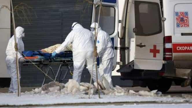 Rusia anunță primul deces din cauza coronavirusului. O femeie de 79 de ani care suferea și de alte boli