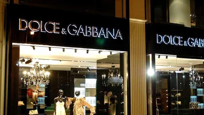 Paste făinoase de fiţe, marca Dolce & Gabbana! Cât va costa o cutie din ediţia foarte limitată!
