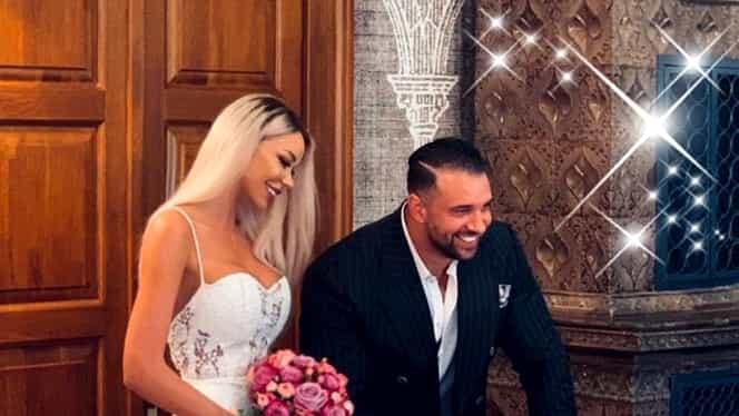 Bianca Drăguşanu vrea să îşi vândă nunta cu Alex Bodi! Suma este colosală. Câţi bani vrea
