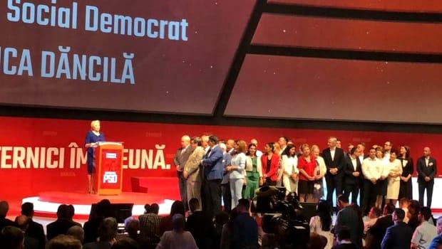 PSD, jale și prăpăd în sondajele comandate pentru alegerile prezidențiale! Viorica Dăncilă