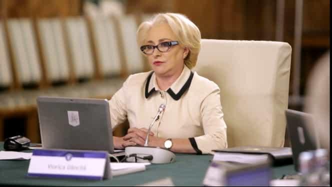 Ce salariu are premierul României, Viorica Dăncilă! Câţi bani câștigă șeful Guvernului, anual