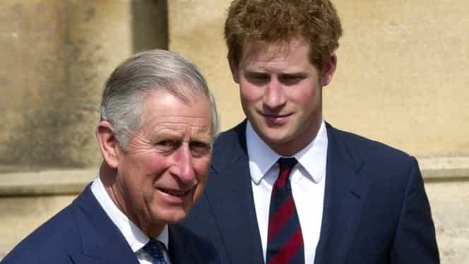 Prințul Charles nu este tatăl prințului Harry! Vezi cum arată cel bănuit că ar fi tatăl său! Seamănă?